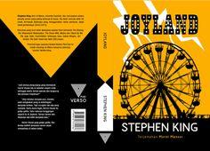 Malaysian cover for Stephen King's JOYLAND.