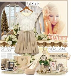 """""""Just as Sweet as Can Be with indressme.com"""" by siska-w ❤ liked on Polyvore"""