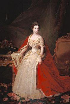 Empress Elisabeth by Giuseppe Sogni.