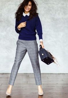 Elegant Work Outfits Ideas For Every Woman Wear44