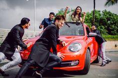 A Stellar Squad of Groomsmen | Groom | WeddingSutra.com Indian Wedding Couple Photography, Wedding Couple Poses, Couple Posing, Wedding Photography Inspiration, Wedding Couples, Wedding Photoshoot, Photoshoot Ideas, Wedding Sutra, Wedding Album