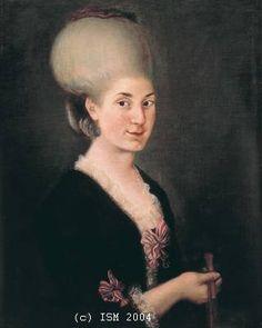 Maria Anna (Nannerl) Mozart