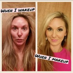 Renee's before and after!  #beauty #makeup #mascara #younique