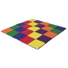 """You'll love the 60"""" Square Utra Soft Toddler Mat at Wayfair - Great Deals on all Baby & Kids  products with Free Shipping on most stuff, even the big stuff. current one is a 71"""" square, so prettty similar.  colors may annoying me."""