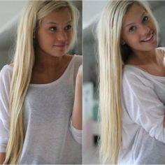 Ugh I want long hair!