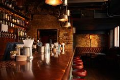 The Sun Tavern: Super stylish East End boozer, steeped in history in Bethnal Green - a perfect date spot! Great interior, drinks, nibbles and ambience.