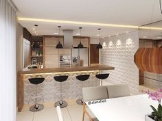Home Decoration Sale Clearance Product Open Kitchen And Living Room, Kitchen Room Design, Modern Kitchen Design, Home Decor Kitchen, Kitchen Furniture, Interior Design Living Room, Home Kitchens, Cuisines Design, Kitchen Remodel
