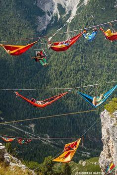 International Highline Meeting in Monte Piana... - holidayspots4u