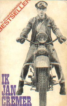 Ik Jan Cremer boekomslag