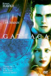 Gattaca: Great sci-fi classic. Ethan Hawke, Jude Law and Uma Thurman do a good job. A future world where biological perfection is everything.