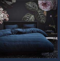 Essenza Minte Dekbedovertrek 240 x 220 cm Interior And Exterior, Interior Design, Industrial Living, Inspired Homes, New Room, Bean Bag Chair, Comforters, Master Bedroom, Couch