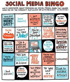 "gemmacorrell:  "" thenib:  ""From Gemma Correll.  ""  From The Feminist Activity Book  """