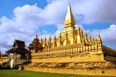 Histoire de Pha That Luang