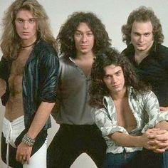 Van Halen (with David Lee Roth)