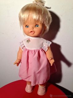 MUÑECA TINA DE FAMOSA.Años 80 - Foto 1 Girls Dresses, Flower Girl Dresses, Summer Dresses, Ten, Wedding Dresses, Fashion, Celebs, Toys, Dresses Of Girls