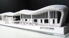 #3DPrinted #3DPrinting #Architecture #Building #Modern