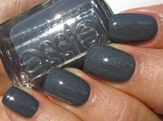 Essie Fall 2013 collection: Cashmere Bathrobe #mani #nails #manicure #Essie #OPI #ChinaGlaze #VivePretty-short nails -real nails - nail polish - sexy nails - pretty nails - painted nails - nail ideas - mani pedi - French manicure - sparkle nails -diy nails