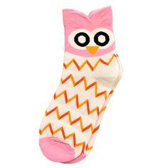 """""""Hoo hoo"""" Socks"""