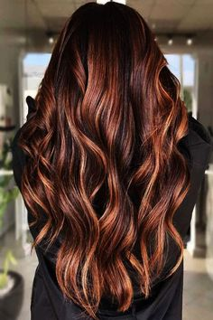 Hair Color 2018 Brunette With Light Chestnut Brown Locks ❤️ Want to find some chestnut hair color ideas? Warm brown hair with highlights, chestnut locks with golden balayage, light ombre for dark hair and more inspiring ideas are here! Warm Brown Hair, Golden Brown Hair, Brown Ombre Hair, Brown Blonde Hair, Light Brown Hair, Dark Blonde, Dark Brown, Teal Hair, Natural Brown