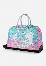 bec33b40e5 Mermaid Rolling Luggage