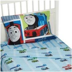 Hit Entertainment Thomas Right On Time Full Sheet Set, http://www.amazon.com/dp/B005SRP2H6/ref=cm_sw_r_pi_awdm_1HTevb0FY398Q