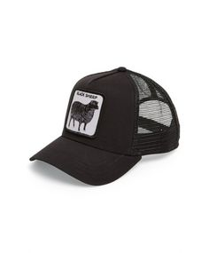 793e85a2 Goorin Bros. Naughty Lamb Trucker cap Hats For Sale, Hats For Men, Cool