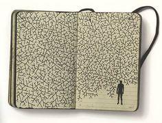 Pep carrio sketchbook gcse ideas in 2018 артбуки, коллаж, ри. Sketchbook Cover, Moleskine Sketchbook, Sketchbook Project, Poesia Visual, Drawing Journal, Drawing Tips, Sketching, Calendar Pages, Visual Diary