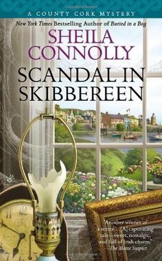 Scandal in Skibbereen (County Cork # 2) by Sheila Connolly. This is a great series. I enjoy reading about Maura and how she is adjusting to life in Ireland.