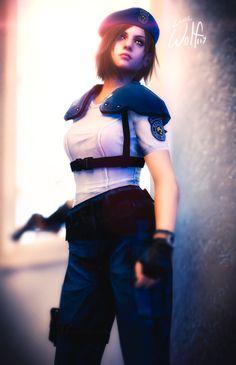 Jill Valentine, Resident Evil series edit by Lone Wolf 117