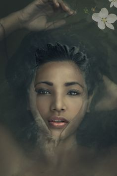 "darkbeautymag道:""龙之梦"" - 摄影师:Gerbie PabiloniaModel:撒哈拉圣伊西德罗佩雷斯"