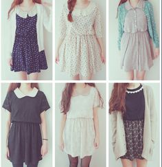 all of these are awkwardly cute. LOVE!