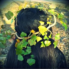 Ivy crown #witch #motherearth #witchcraft
