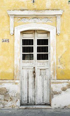 """Door of Yucatan, Federico """"Chacpol"""" Espinosa"""