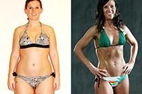 Tips From Real People who got six pack abs -http://www.livestrong.com/article/334233-how-females-get-six-pack-abs/