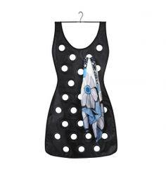 Le porte foulard robe noire Foulard Noir, Porte Foulard, Robe Noire, Bijou, 08891ce8a7d