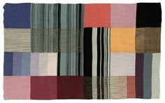 bauhaus textile--wall hanging--late 1920s--artist unknown