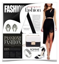 """""""10#Romwe"""" by kiveric-damira ❤ liked on Polyvore featuring vintage"""