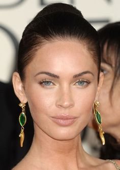 66th Annual Golden Globes 2009 Celebrity Makeup: Megan Fox vs Jennifer Lopez | Makeup For LifeMakeup For Life
