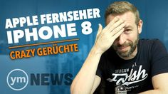 KEIN NEUES DESIGN: Apple Watch 3 LTE | iPhone 8 ohne Touch ID? [Apple Fernseher ] | youmac NEWS
