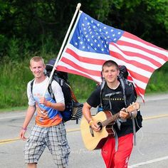 6/29/13 around Indiana Please like & support on FB Walking Across America for a Cure