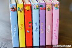 Książki dla roczniaków +