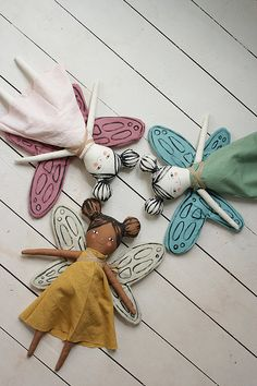 Sewing Ideas For Kids Toys Softies 61 Ideas For 2019 Softies, Doll Patterns, Sewing Patterns, Sewing Crafts, Sewing Projects, Sewing Ideas, Fabric Toys, Paper Toys, Sewing Dolls