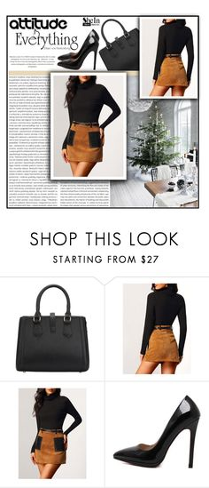 """""""Sheinside"""" by water-polo ❤ liked on Polyvore featuring Sheinside, polyvoreeditorial and waterpolo"""