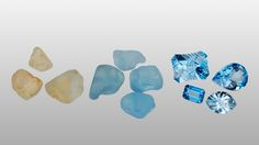 Irradiated Topaz. An Introduction to Gem Treatments. GIA (112414)