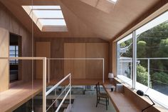 house in kawanishi / tato architects