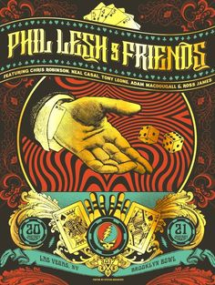"Phil Lesh and Friends do Grateful Dead ""American Beauty"""
