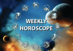 Here's your #WeeklyHoroscope for January 22 – January 28, powered by #Astrospeak  #AstroPredictions