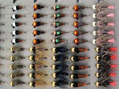 NYMPH FLY PATTERNS - Buscar con Google