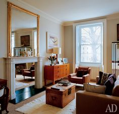 Квартира в Лондоне, дизайнер Кейт Эрл