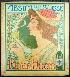 Absinthe Posters – Absinthe Originals